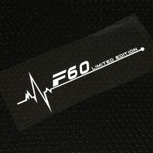 Автомобильный Стайлинг для MINI Cooper r50 r53 r56 r57 r58 r60 f56 f60 r61 f60 f54 f55 боковое окно багажник Наклейка аксессуары(Китай)