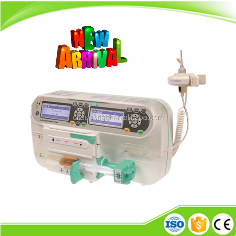 New Arrival easy operation Cheap hosptial Syringe Pump & Infusion Pump SUN-590