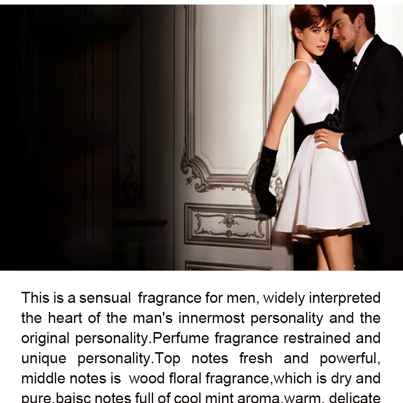 Original Branded Perfume Organic Elegance Perfume  For Men