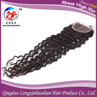 free part permanent and popular unprocessed virgin magnetic closure European hair deep wave