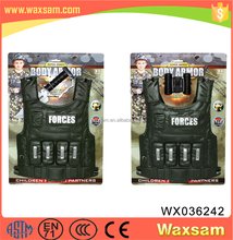 Wholesale Kids Military Army Combat Uniform Bulletproof Vest Toys For Sale