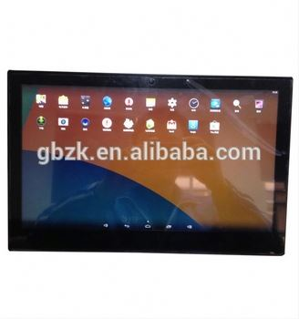 Wall Mount 27 inch RK3188 Android Touch Screen LCD Advertising Player