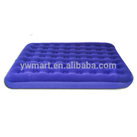 Heavy duty inflatable mattress, self inflating air mattress