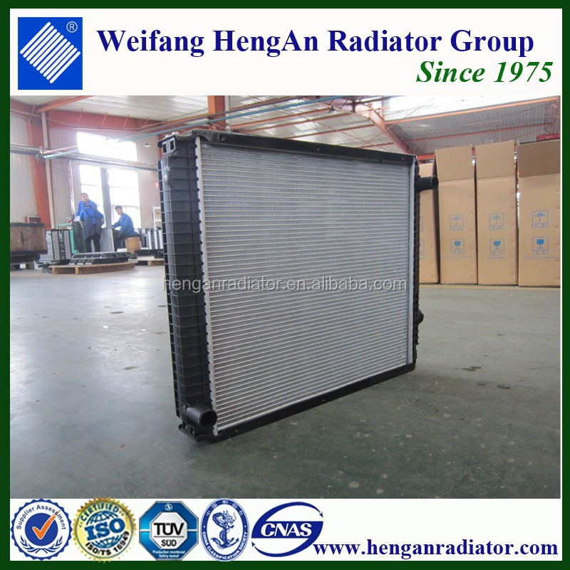 MCI Bus part for radiator