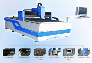 cheap cut 3mm metal sheet/steel/carbon steel/iron/galvanized fiber laser cutter machine
