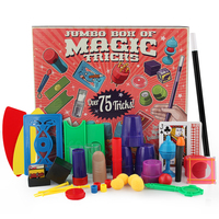 Vanishing Magic Tricks Close Up Illusion Magic Toys