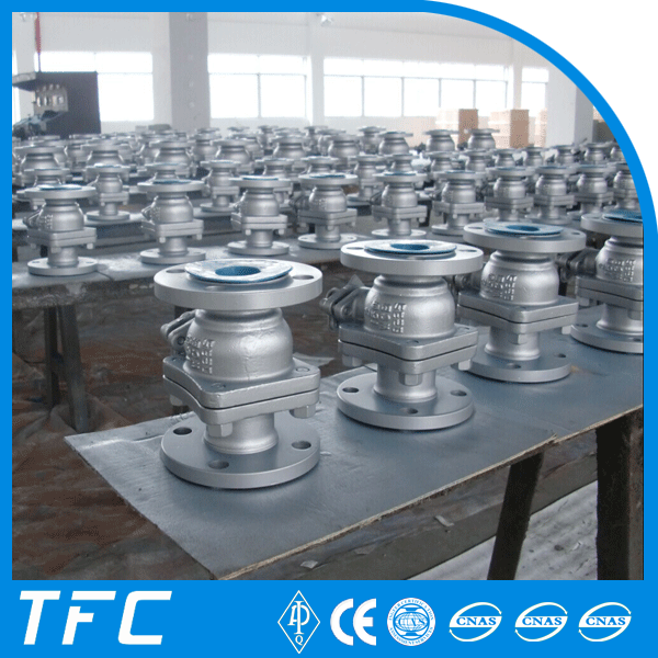 Wholesale lever operated all-stainless steel construction check valves