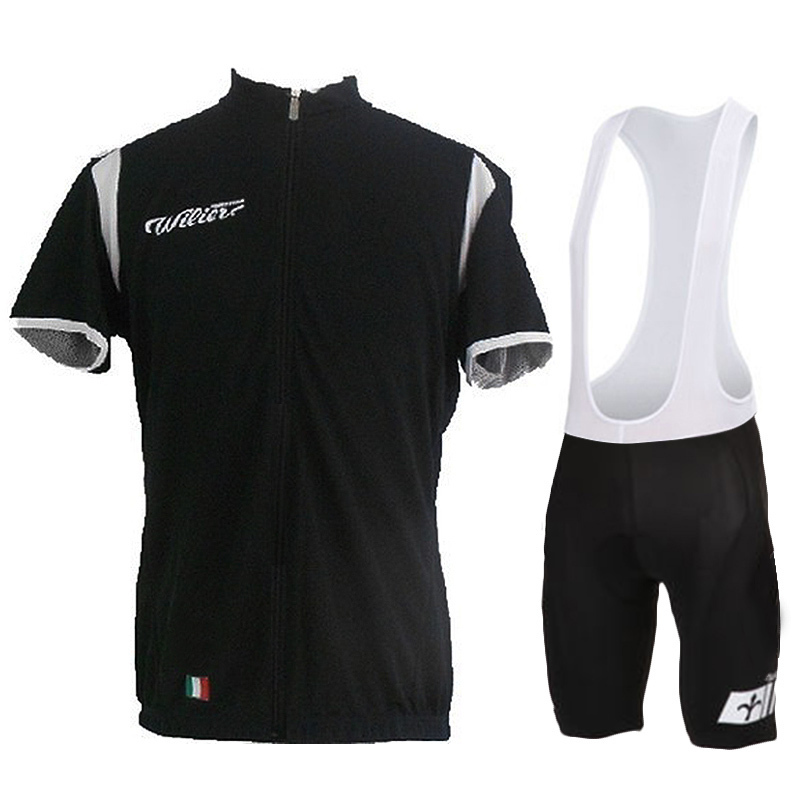 a909b69b2 Get Quotations · Ropa Ciclismo Wilier 2015 cycling Jersey short sleeve  clothing bib shorts men MTB suit outdoor sports