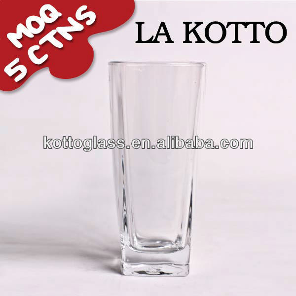 10oz long drink glass