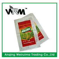 USA popular agriculture rice bag 10kg rice woven packing bag 20kg