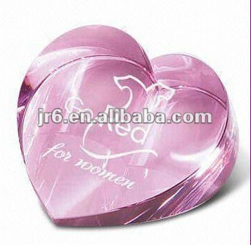 Crystal Diamond Paperweight & Decorative Glass Crystal Diamond
