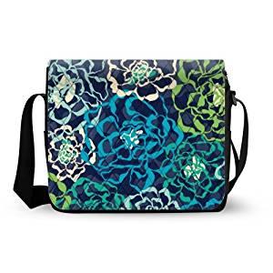 Get Quotations · Vera Bradley Oxford Fabric Messenger Bag 583cf94abe7bc