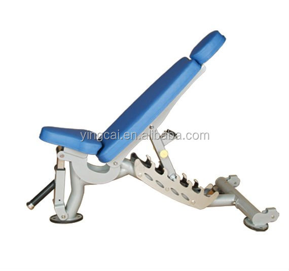 GNS-8221 Equipamento de Fitness Super Flat / Incline Bench Fitness