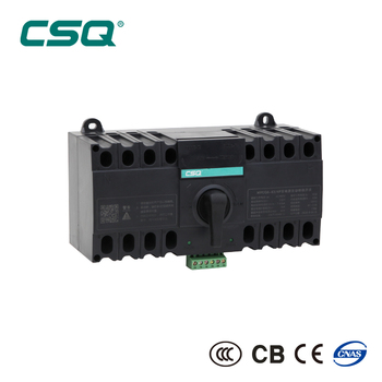 2019 Low Price High Quality 63A Black Automatic Transfer Switch ATS
