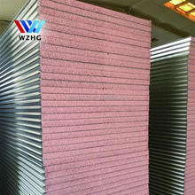 Lightweight Low Carbon EPS Cement Wall Board/Fireproof EPS Sandwich Panel from china supplier