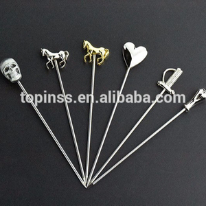Customized Stainless steel cocktail picks