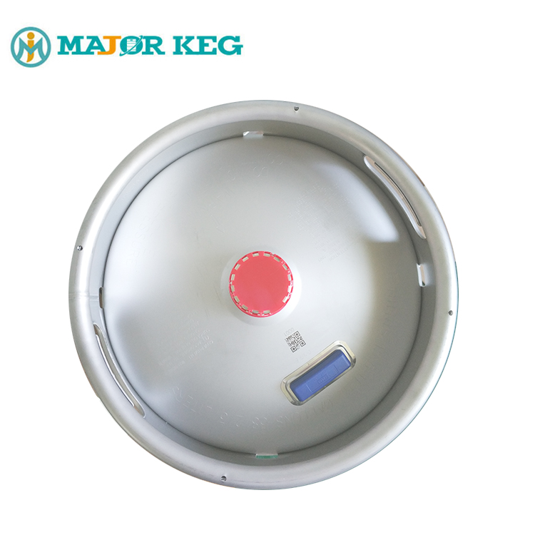 US Standard Embossed Engraved Available 15.5 Gallon Stainless Steel Beer Keg