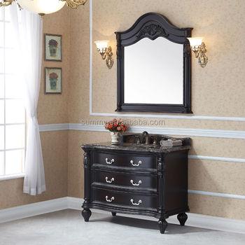 s 5110 bois massif permanent gratuit salle de bains meuble lavabo