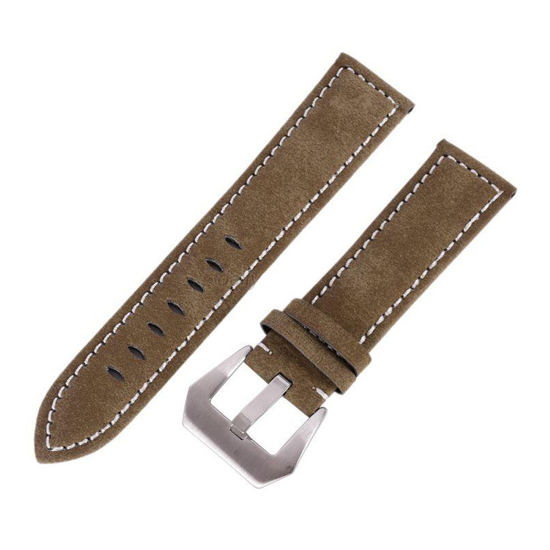 leather -watch-band fashion new style PU Leather watch strap trendy watch band good quality