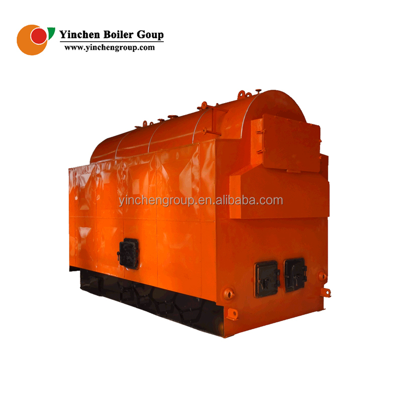 Henan Yinchen Group steam boiler biofuel with full combustion