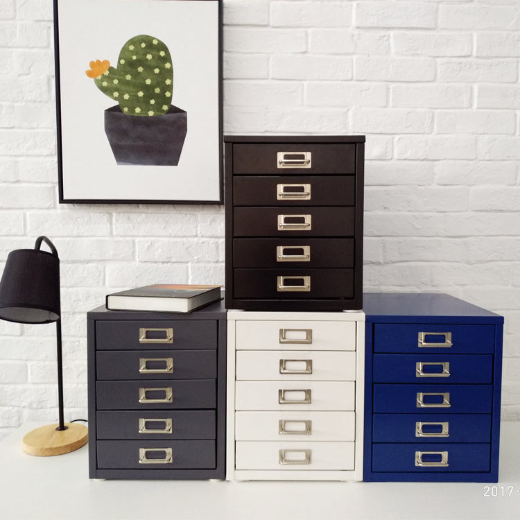 China Supplier Multidrawer Cabinet to Store Tools / Cardboard Storage Cabinet / Metal Filing Cabinet Used