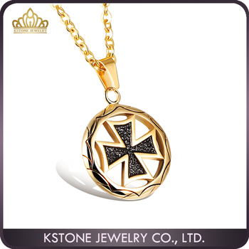 Kstone surgical steel necklaces jewellery black stone cross pendants kstone surgical steel necklaces jewellery black stone cross pendants aloadofball Image collections