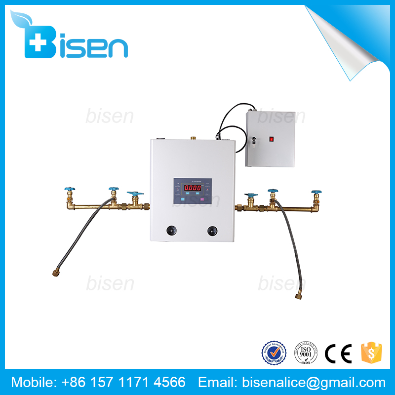 BS-AMS China Hospital Gas Manifolds Systems Oxygen Cylinder Manifold With High Quality