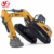 HUINA 1580 Hobby Alloy RC Hydraulic Excavator Kids Car Toys