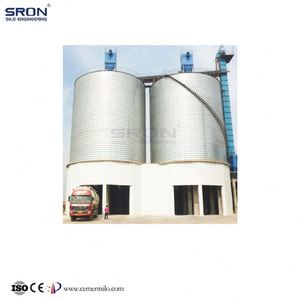 China Professional Silo Producer for cement storage