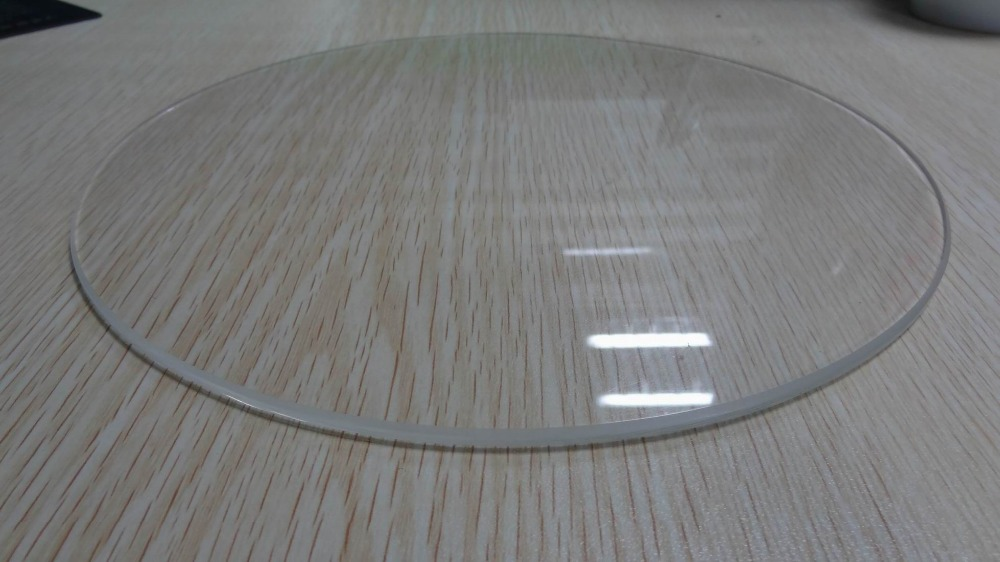 Wholesale Clear plexiglass PMMA material double clear acrylic ...