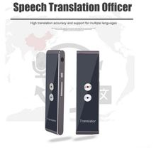 Super Panjang Stand-By Multi-Bahasa Portable Voice Translator