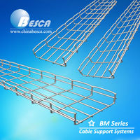 Power coated cable management in Cable Tray(UL, CE, NEMA, ISO, SGS and so on)