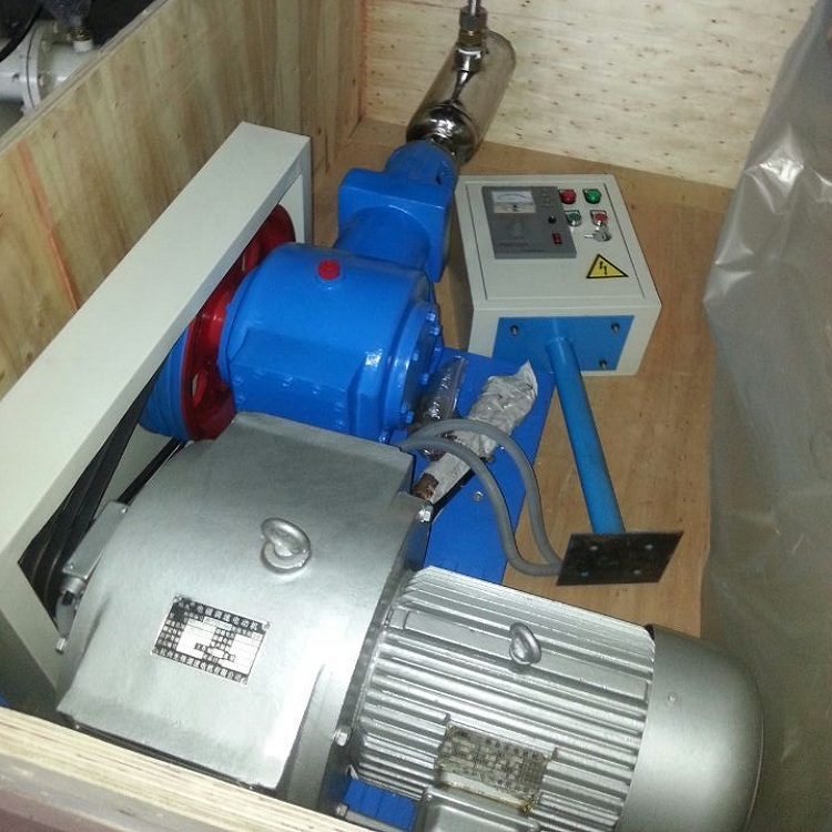 Gas Cylinder Filling Pump for Cryogenic Liquid O2, N2, CO2, LNG