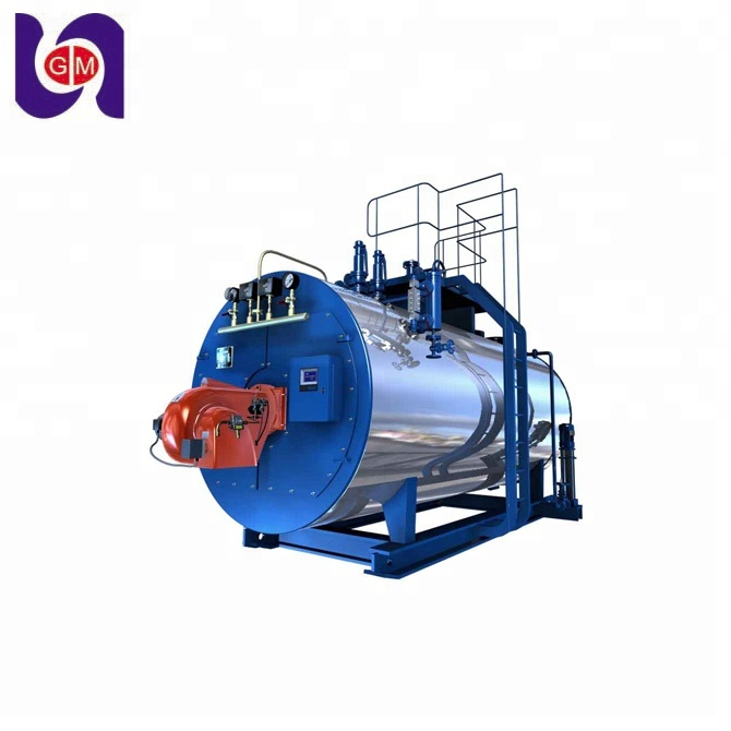 new series oil gas Coal Fired Steam Boiler for sale made by zhengzhou guangmao