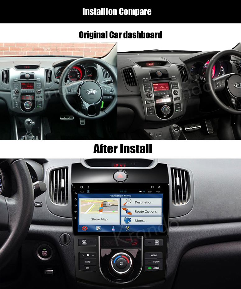 for kia cerato android