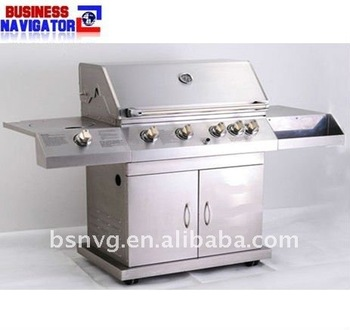 AGA Gas BBQ Burner