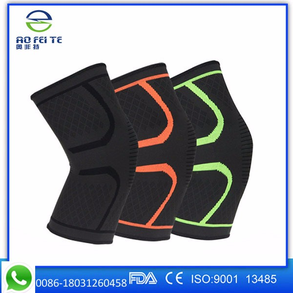 Holiday Gifts Free Sample Compression Fit Support Sports Kneelet Knee Brace