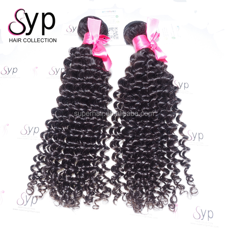 Malaysian Kinky Curly Weave 8A Vendors Magic Hair Extension from Malaysia