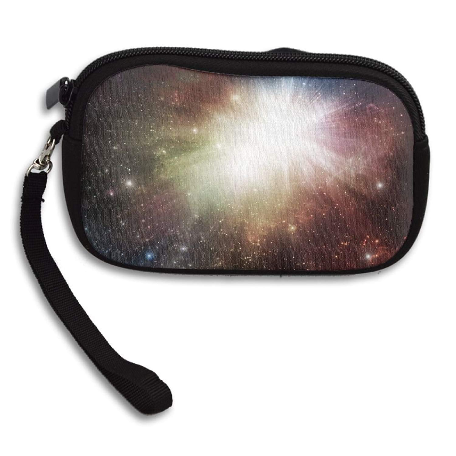 Cosmic Explosion Deluxe Printing Small Purse Portable Receiving Bag