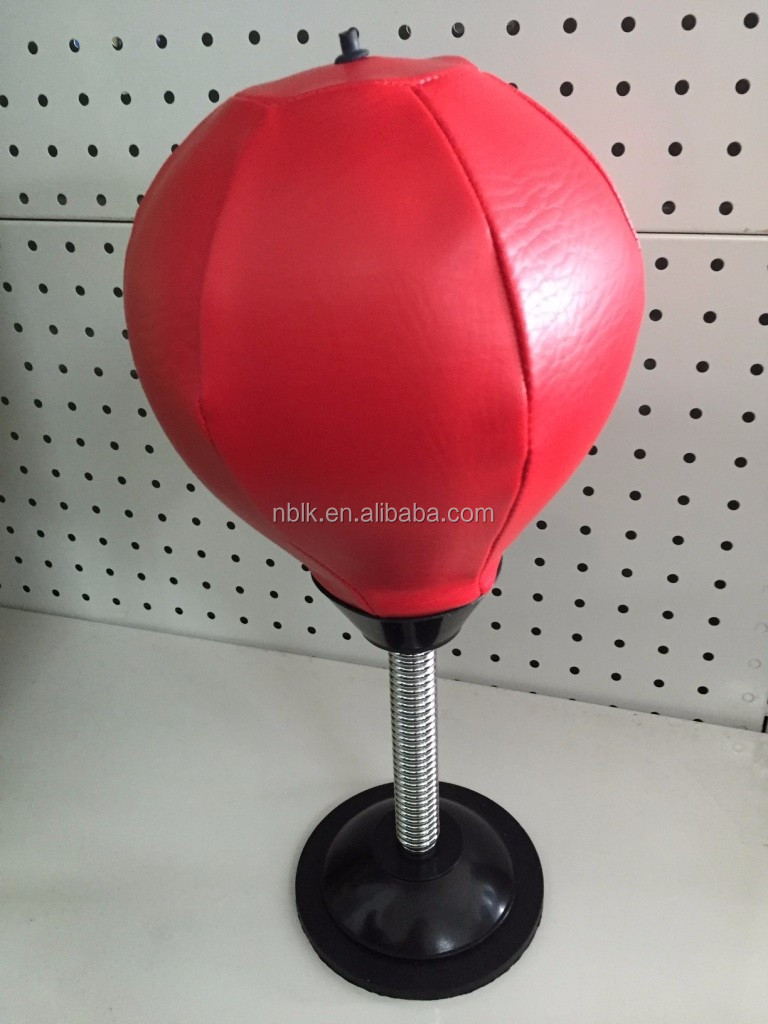 Table Punching Bag Punch Ball Stress Reliever Office Desk Toys Executive