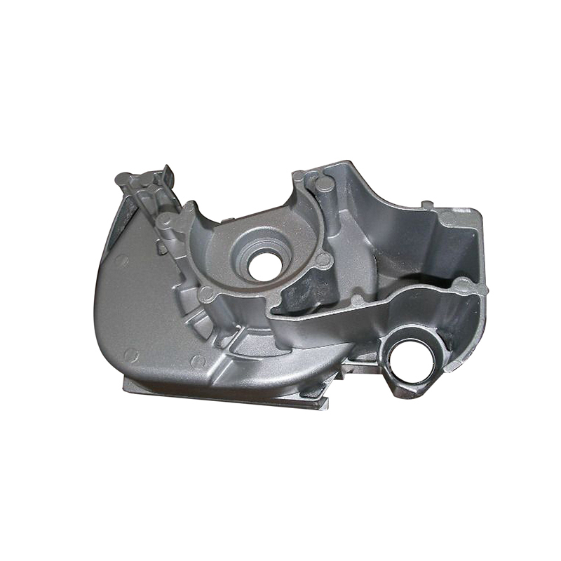 Customized high precision steel investing cast motorcycle engine parts of aluminium die casting