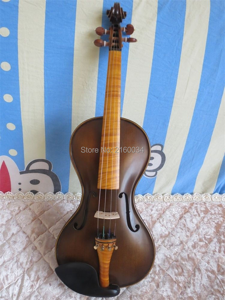 Rare whole carved SONG Brand master 4/4 violin of solo
