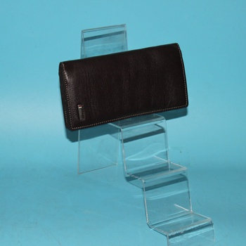 2019 acrylic wallet display/Clutch Bag/Handbag /Purse Acrylic Display Rack