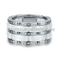 ceramic jewelry, mens ceramic wedding rings