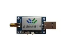 USB port 5.0DC power programmed high quality power amplifier RF module