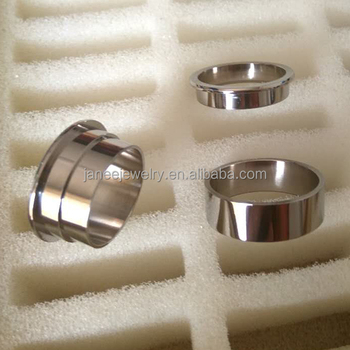 Totally Trade Direct >> China Wholesale Jewelry Making Factory Direct Customized Ring Core Titanium Ring Blanks For ...