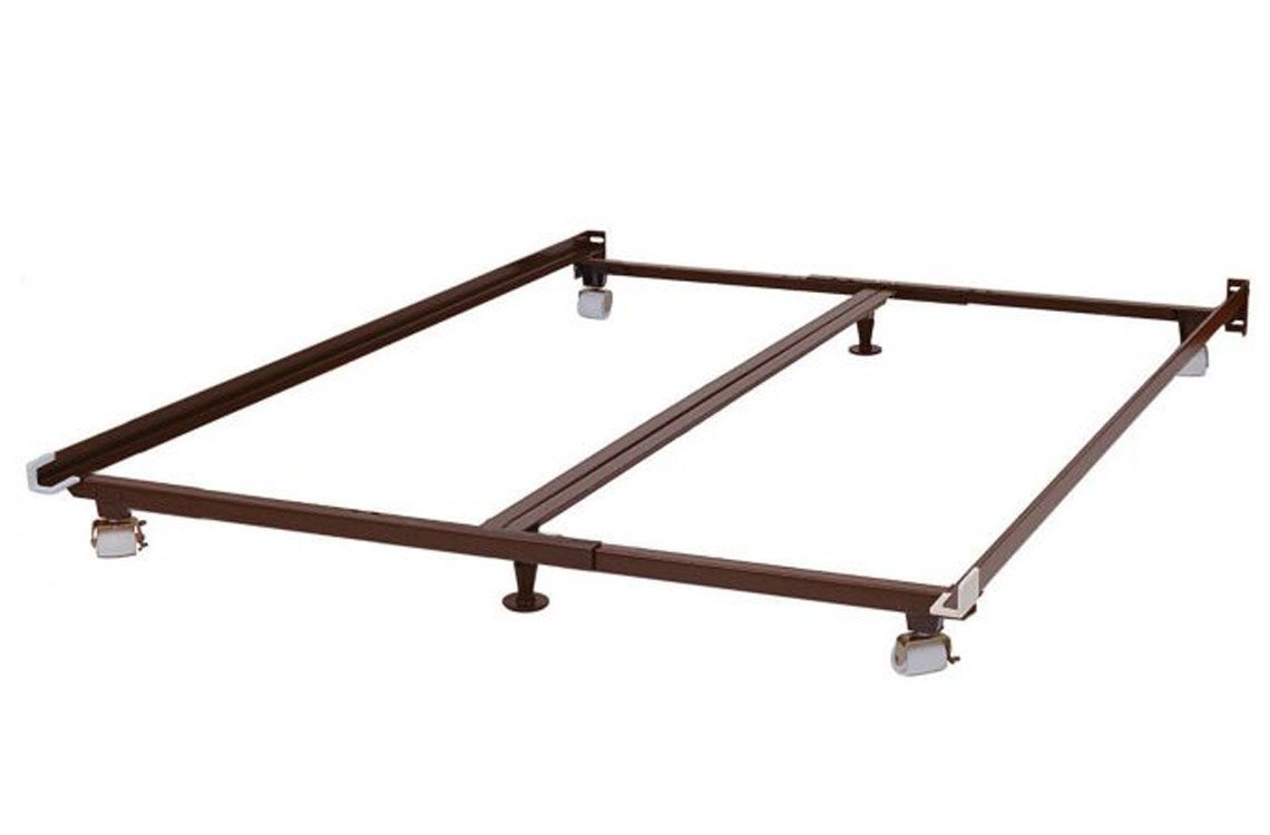 Buy Metal Bed Frame (Fits Twin, Full, Queen, King, Cal King) by ...