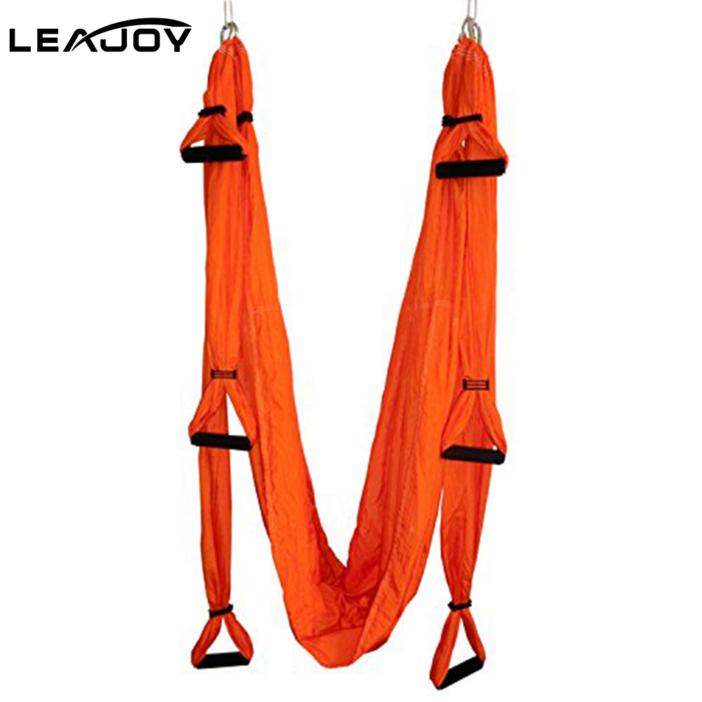 Inversion Anti-Gravity Aerial Pilates Yoga Swing Gym Fitness Hanging Hammock NEW