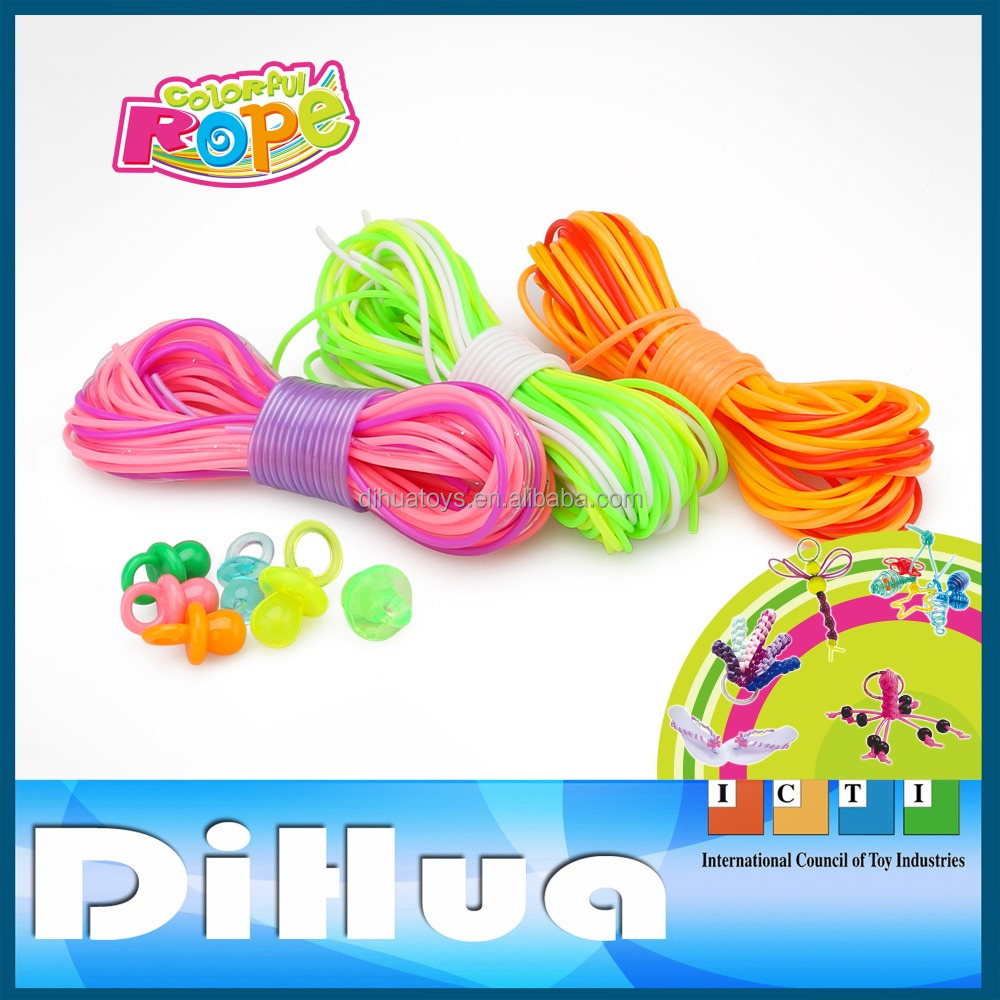 Every Different Color PVC Ccoobie Scoubidou String