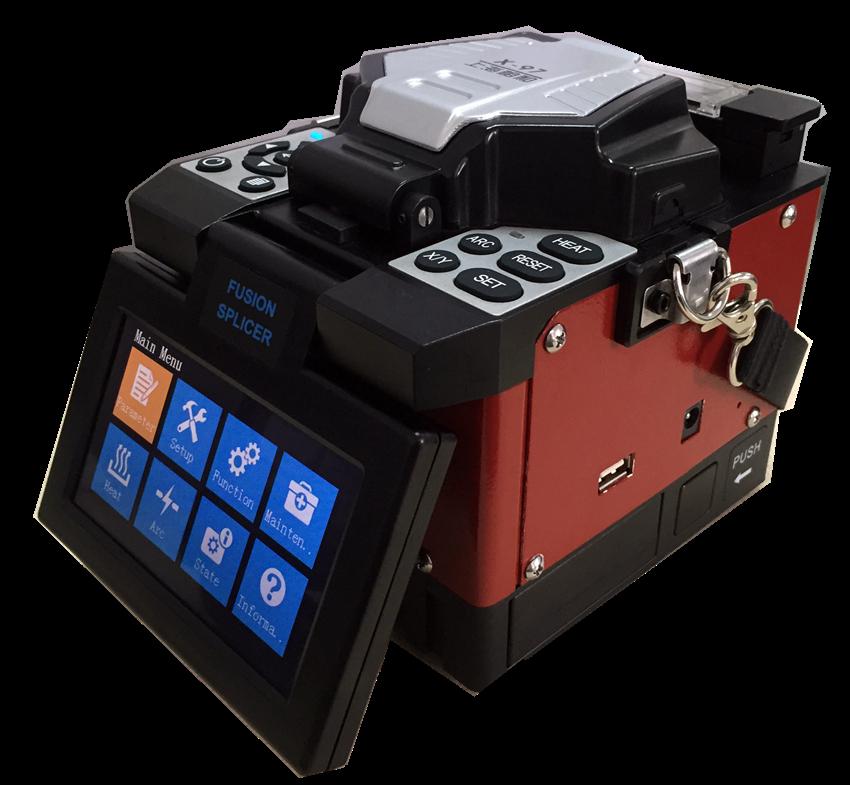 Shinho X-97 Handheld Fiber Fusion Splicer Fiber Splicer Fiber ...